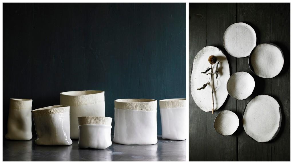 зимний промдизайн Elephant Ceramics