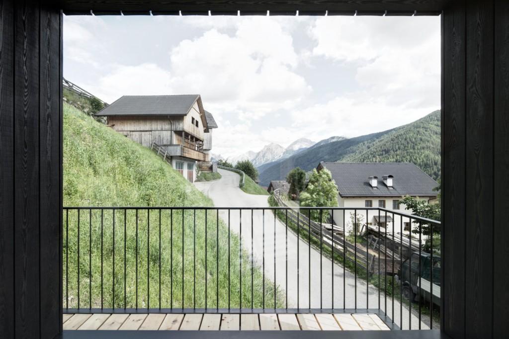 Сияющая вилла в Итальянских Альпах 7