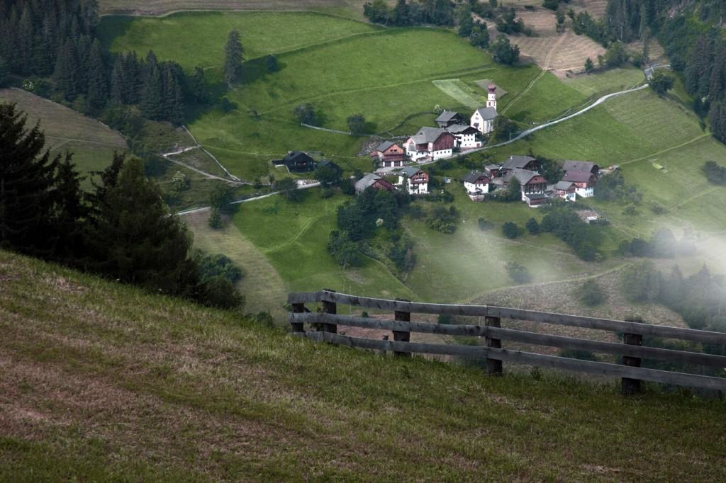Сияющая вилла в Итальянских Альпах 8