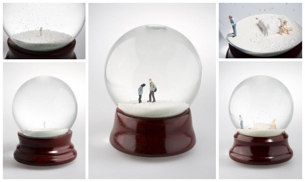 Подборка снежных шаров Snowglobes-001