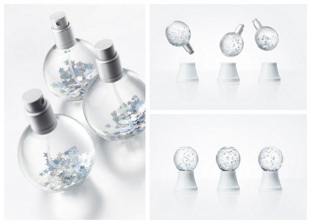 Подборка снежных шаров Snowglobes by nendo