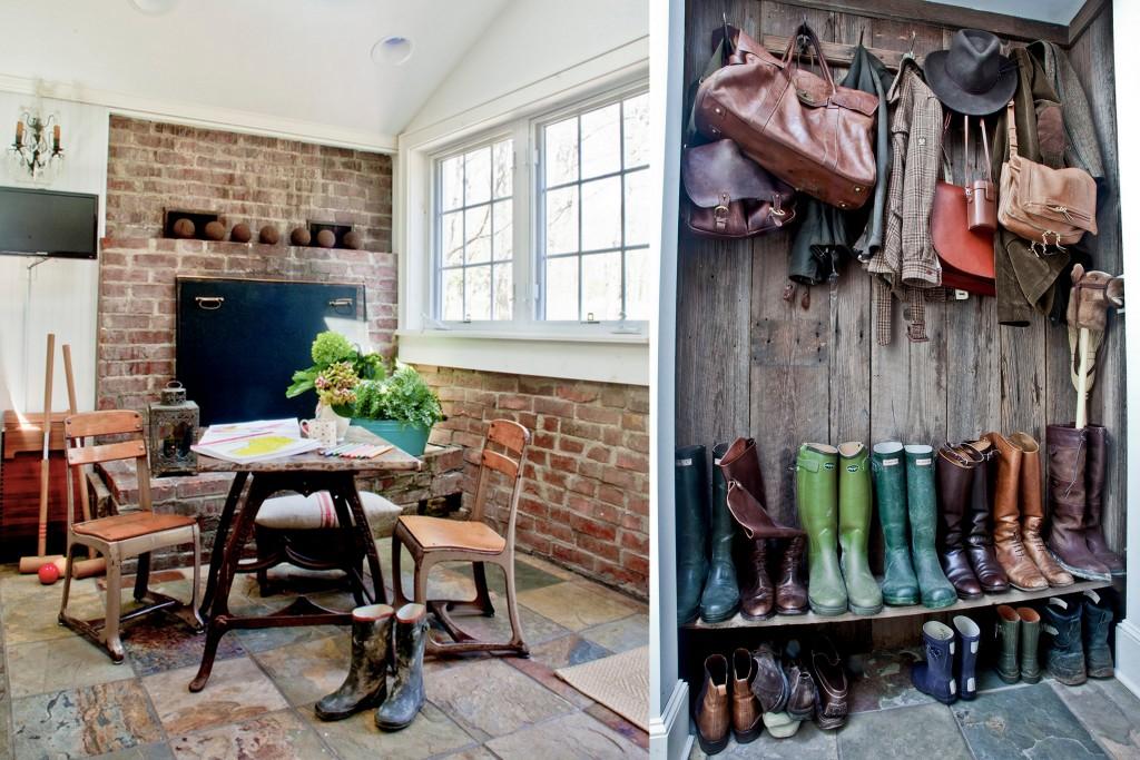 Английский домик под Нью-Йорком boots