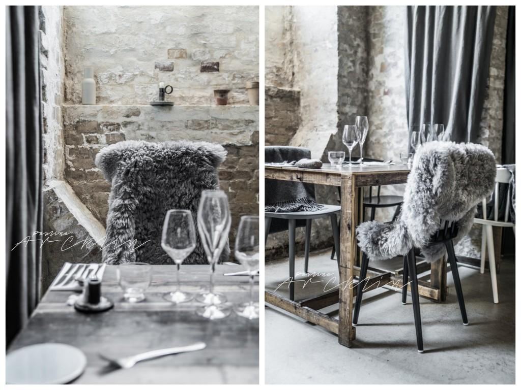 Рестораны с зимним интерьером