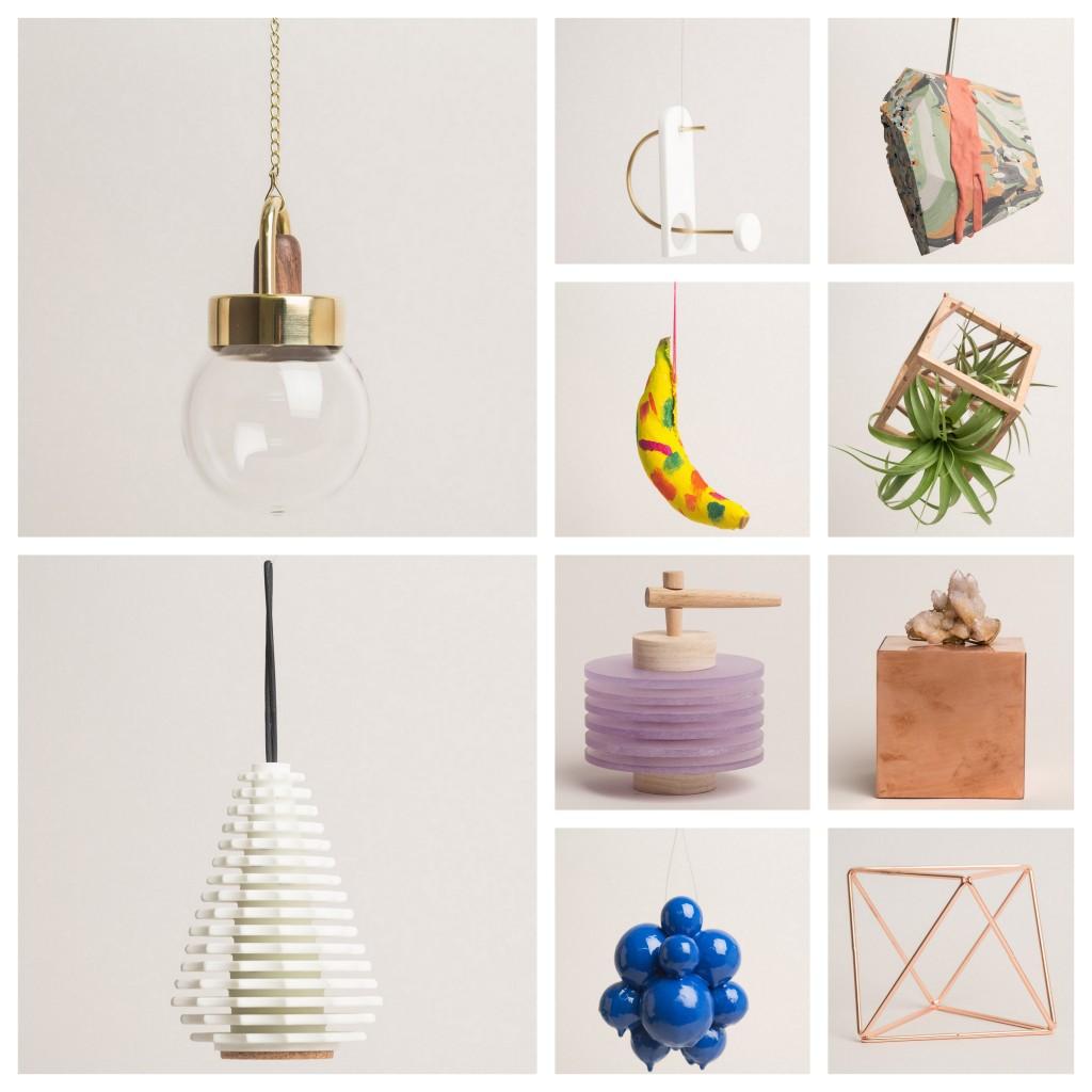Современные елочные игрушки_design art