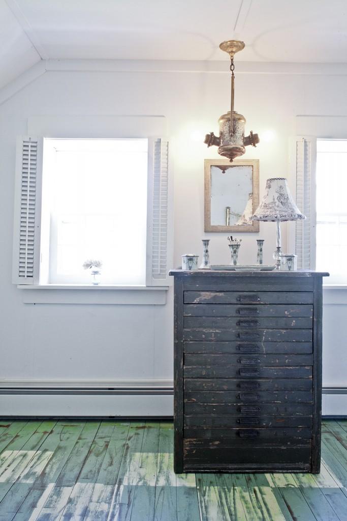 Английский домик под Нью-Йорком vintage