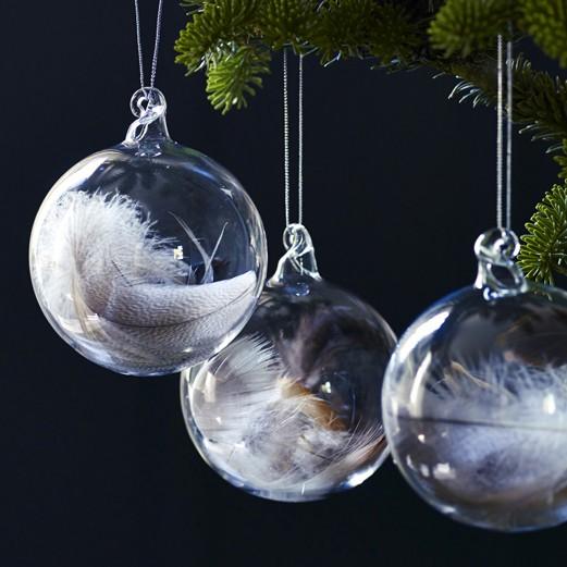 новогодние шары rowen and wren