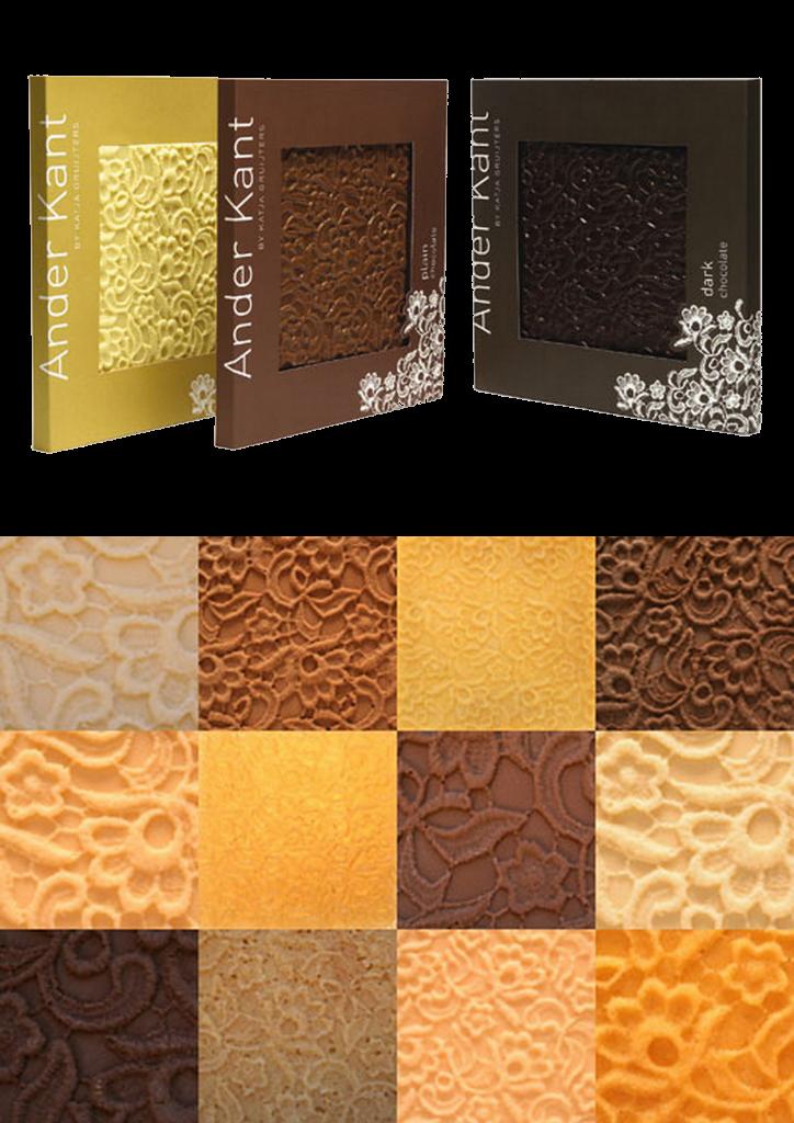 Необычные формы дизайнерского шоколада 005