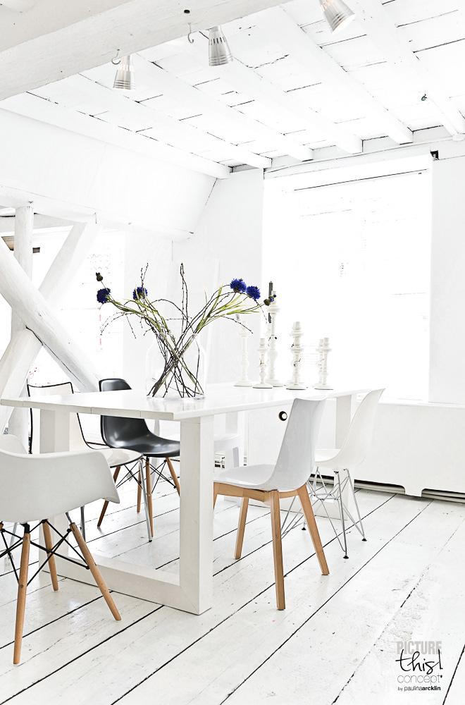 Зимняя подборка дизайнерских объектов и интерьеров PaulinaArcklin