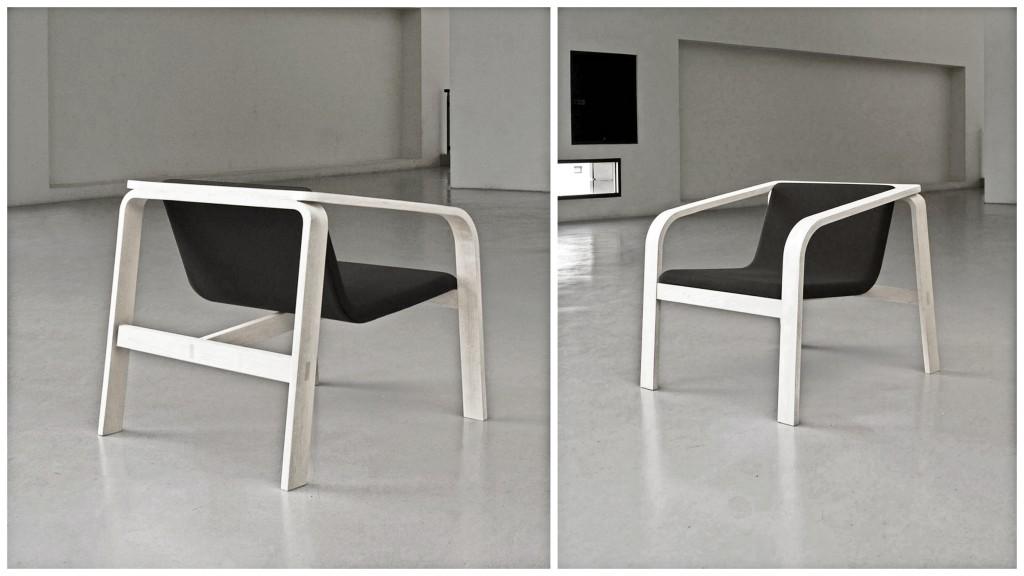 Минималистичные стулья с идеальными силуэтами 001