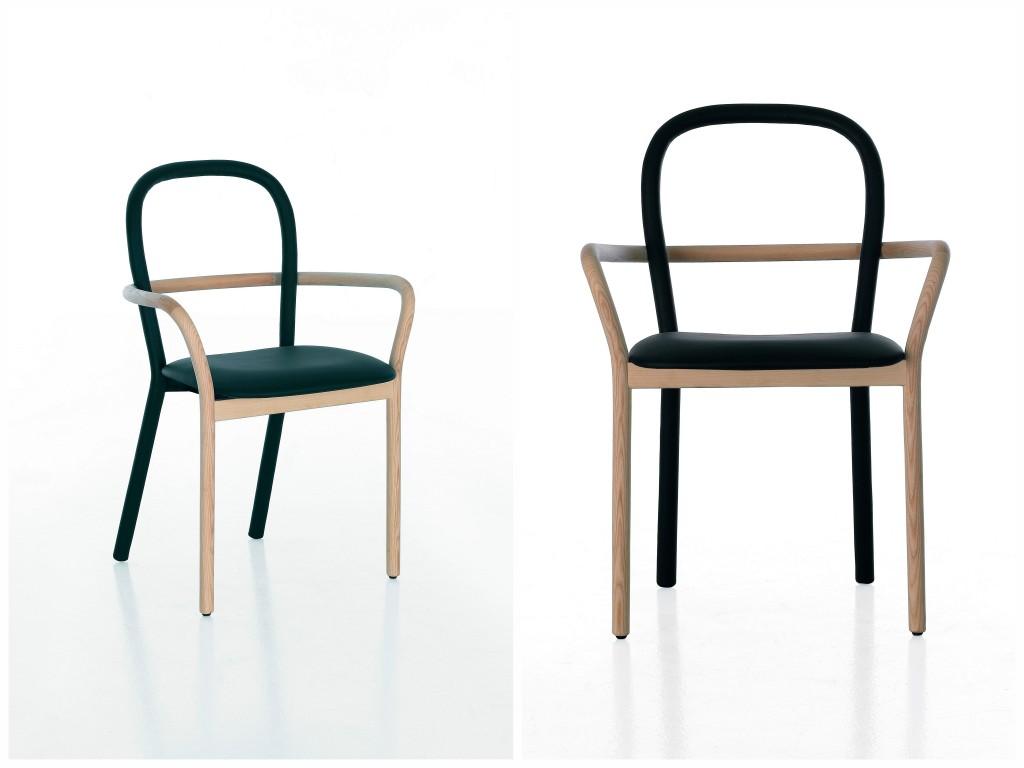 Минималистичные стулья с идеальными силуэтами 003