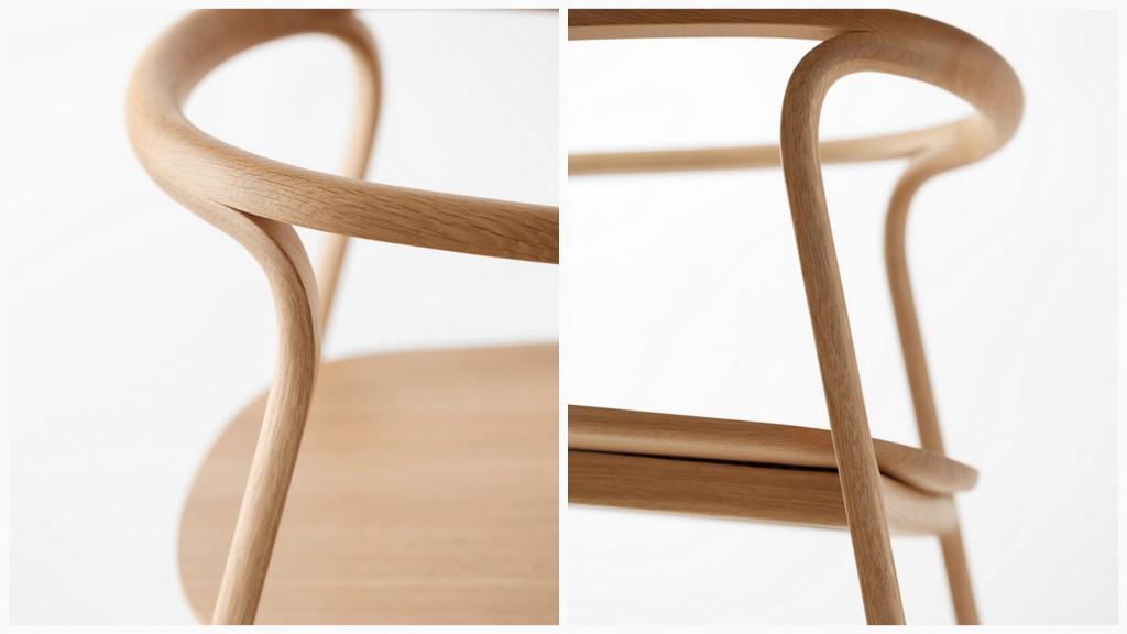Минималистичные стулья с идеальными силуэтами Art of chair