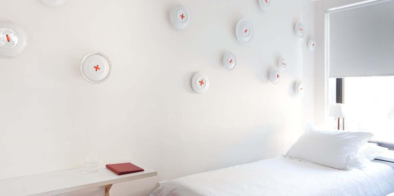 Уникальные номера отеля в Амстердаме button-1-star