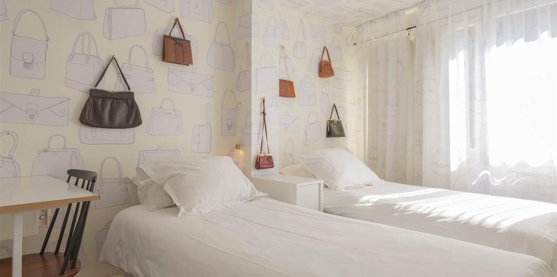 Уникальные номера отеля в Амстердаме olga-room