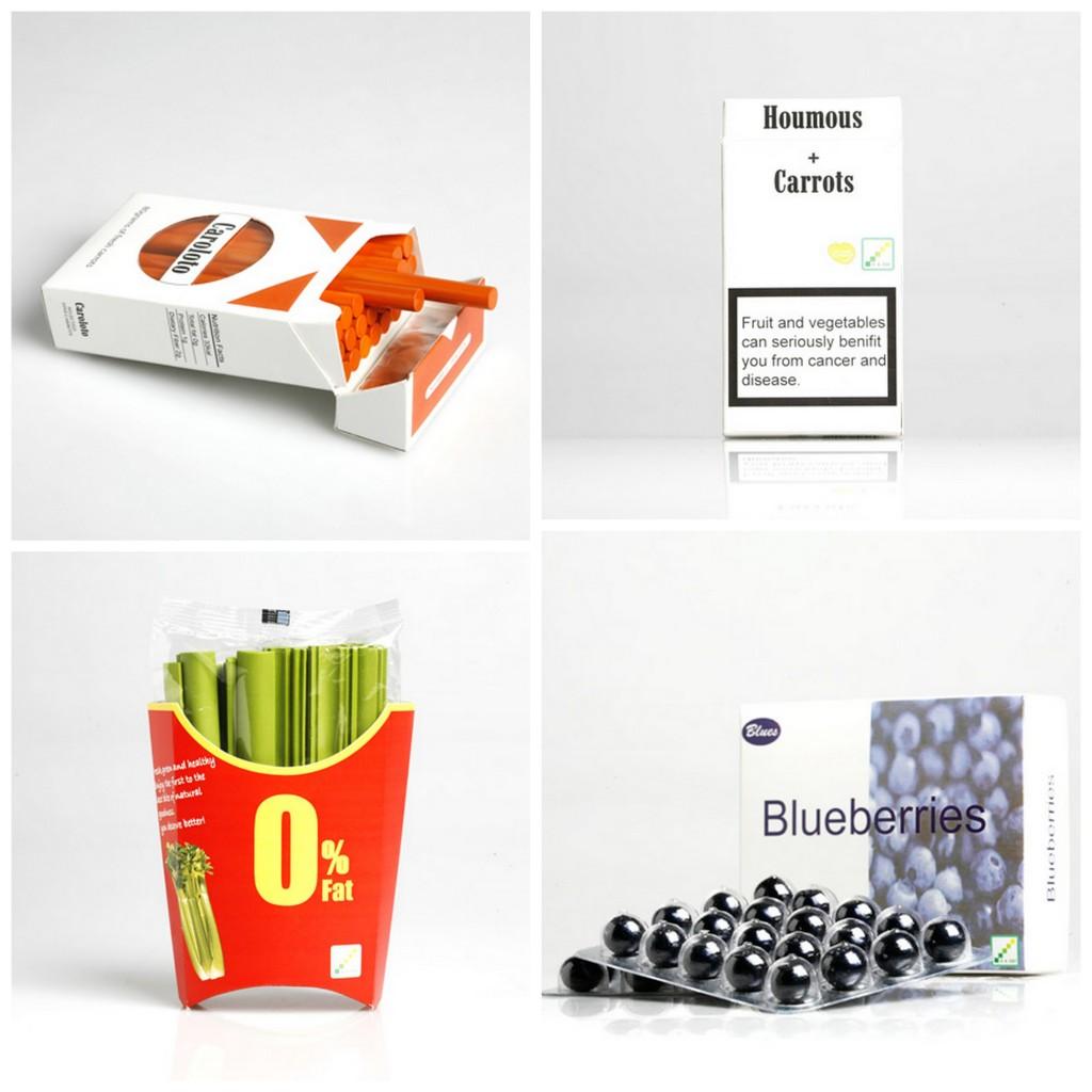 Необычные упаковки продуктов 003