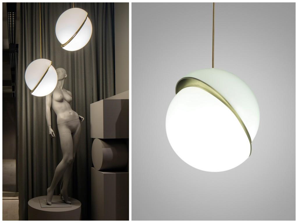 Необычные светильники британского дизайнера Ли Брума Lee Broom-001