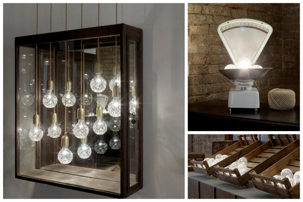 Необычные светильники британского дизайнера Ли Брума Lee Broom