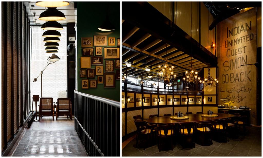 Рестораны в ретро-стиле в Милане и Лондоне