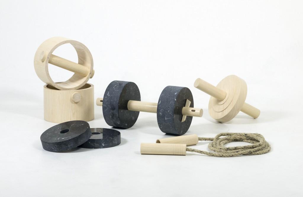 Дизайнерское спортивное оборудование CLEAN