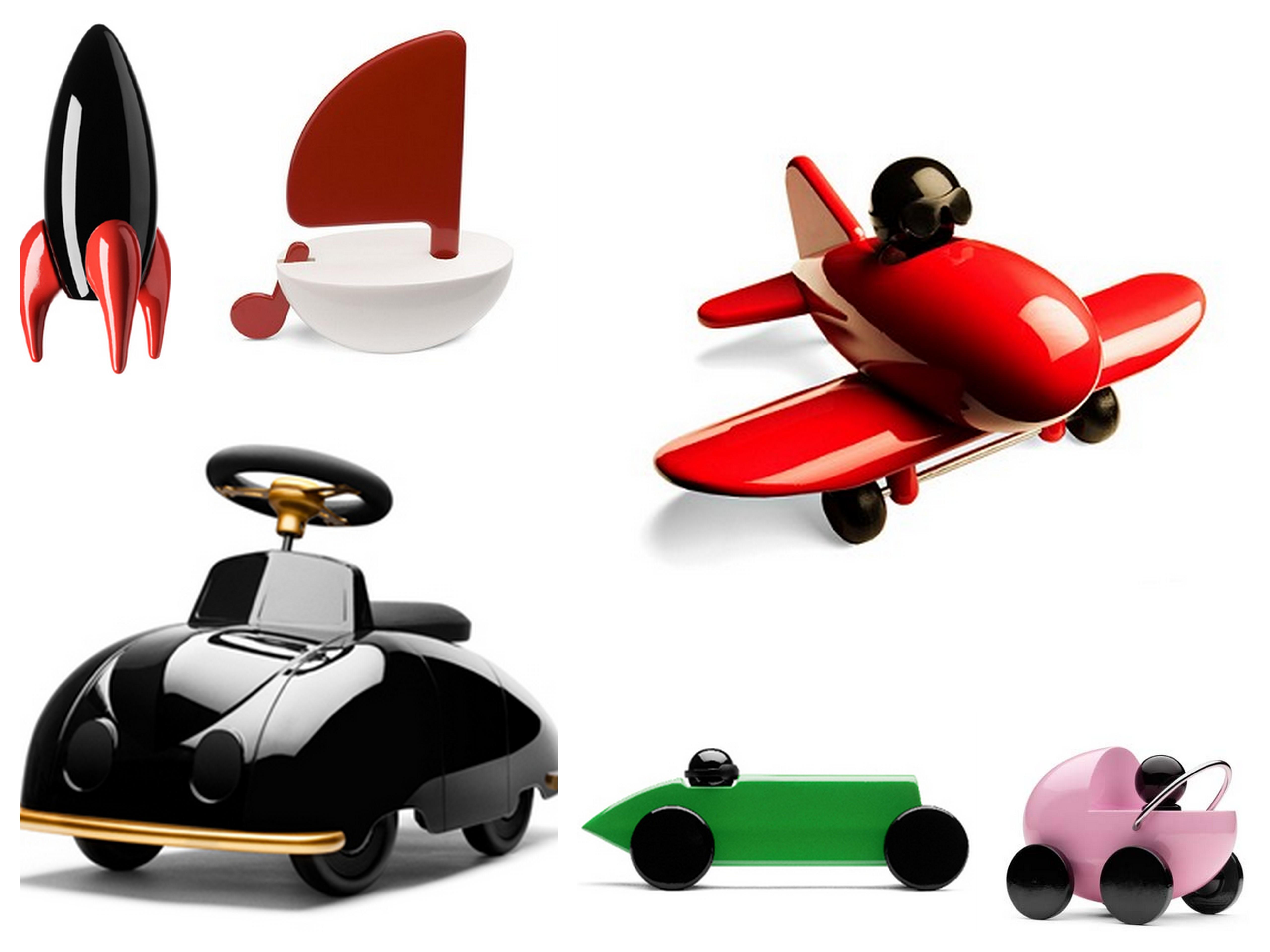 Обзор дизайнерских игрушек playsam