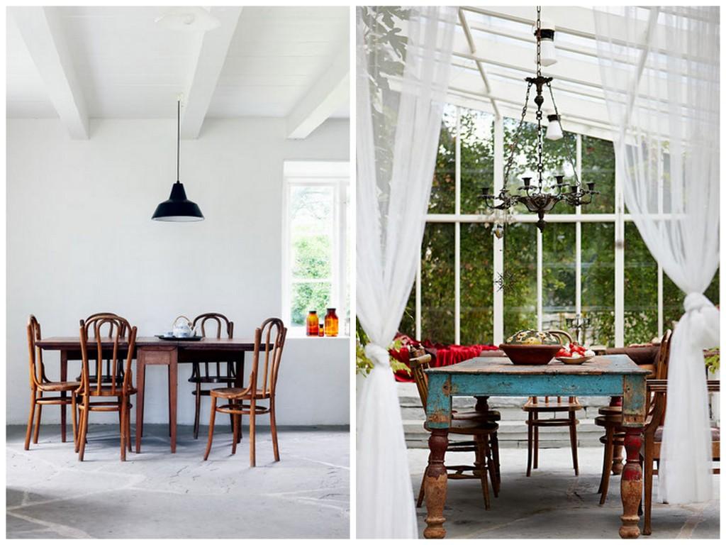 Уютный летний дом в Швеции2
