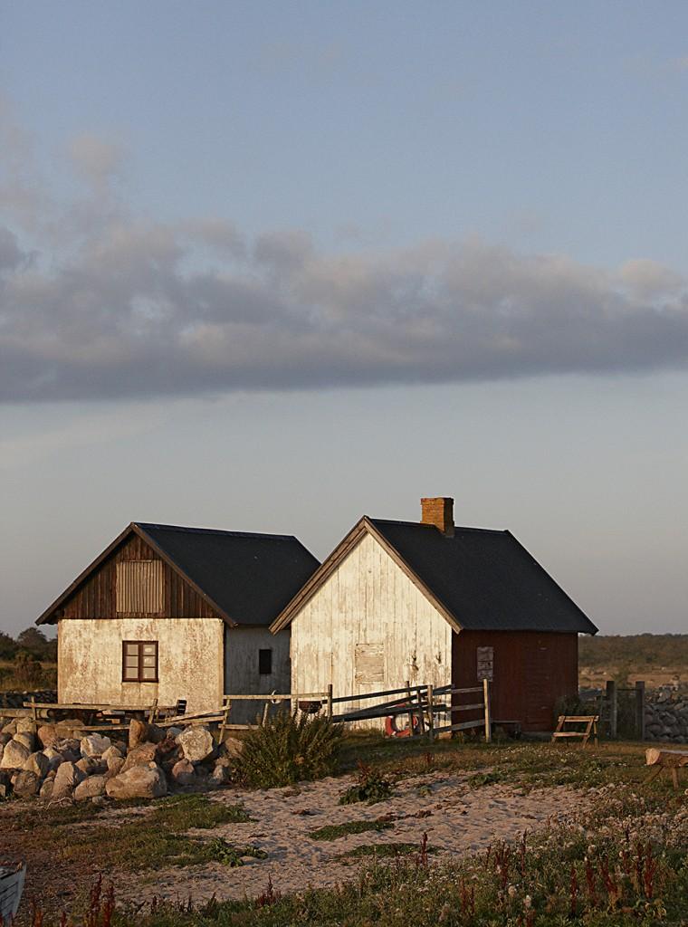 Уютный летний дом в Швеции3